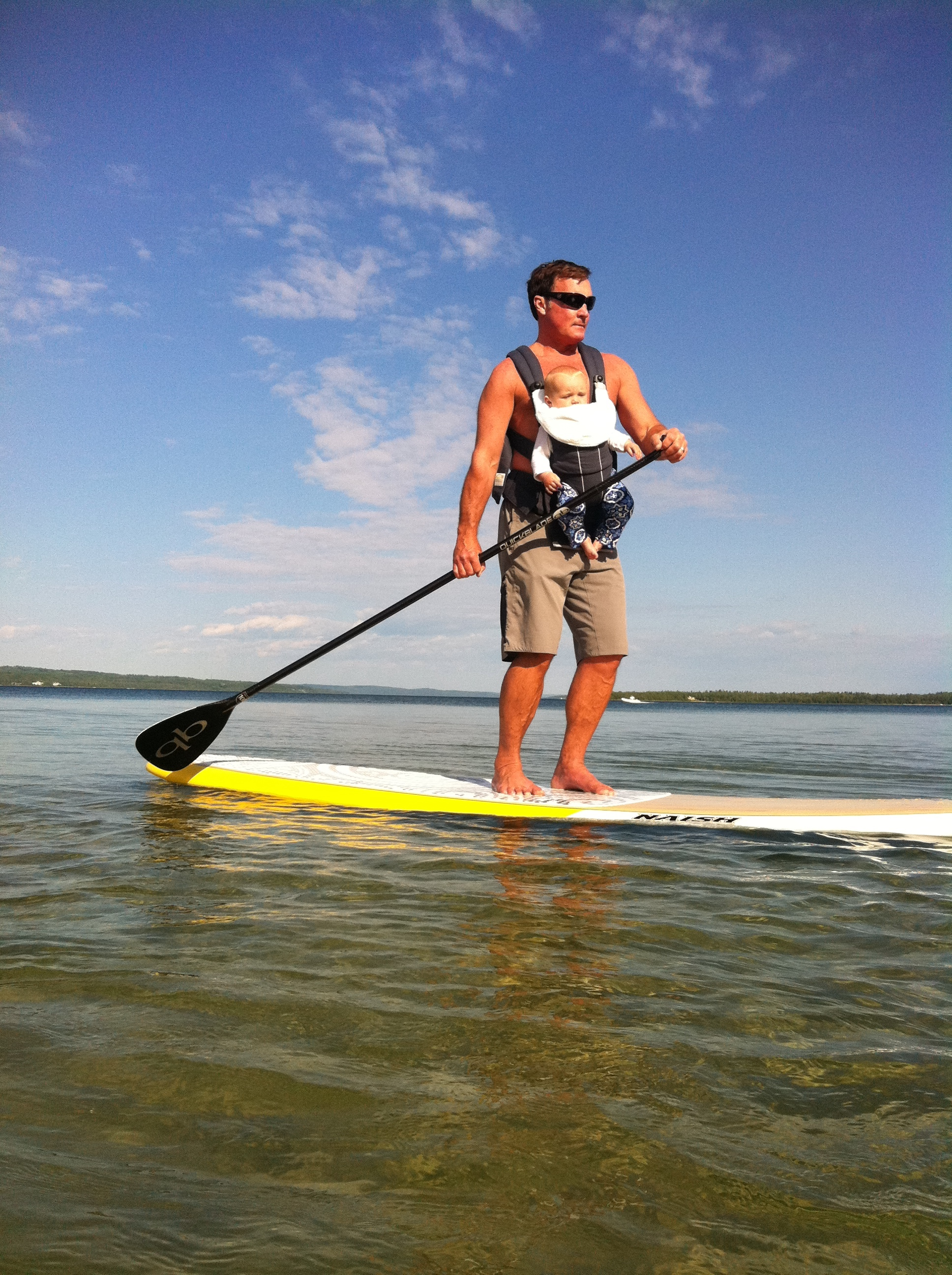 98a0f4f320 SUP Baby | LAKE EFFECT OUTFITTERS Stand Up Paddleboard Rentals ...